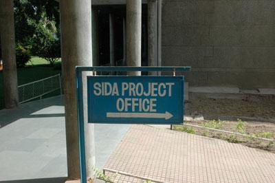 Sida office