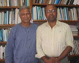 Yunus and Mridha
